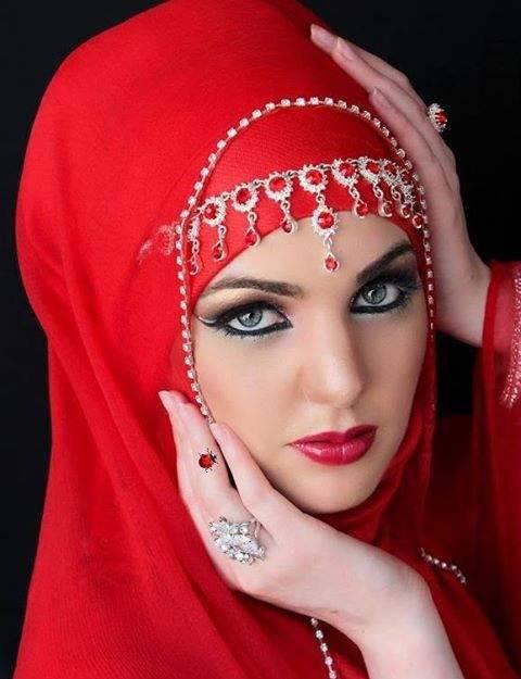 بالصور اجمل نساء العرب , جمال المراة العربية الفاتن في صورة 1570 3
