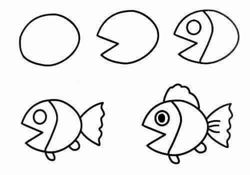 بالصور رسومات جميلة وسهلة , كيف تقوم بالرسم في خطوات بسيطة وسهلة 1602