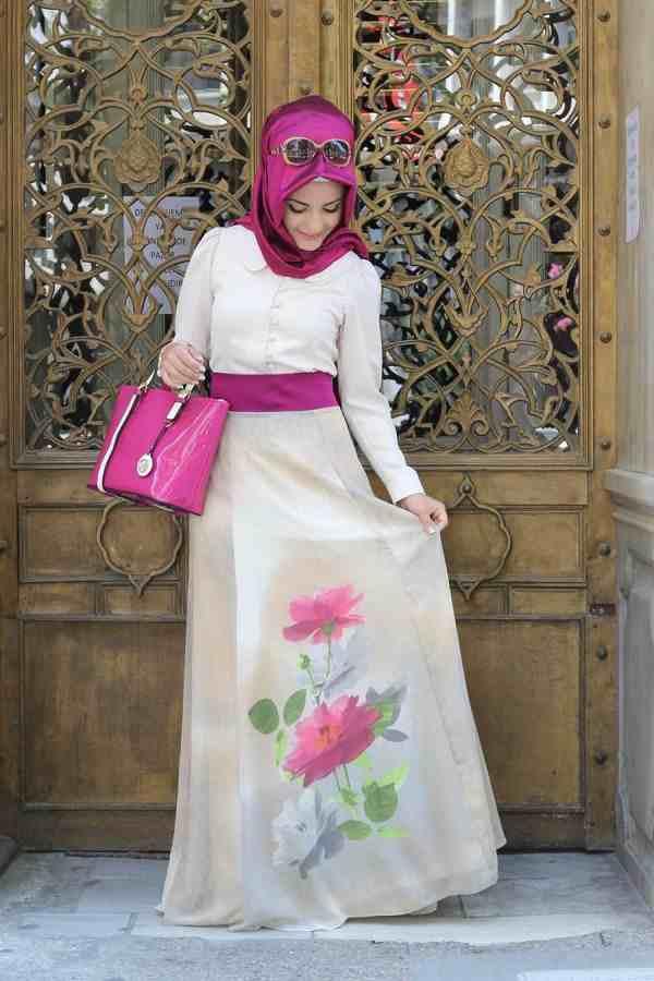 بالصور فساتين سواريه تركى , اروع الصور لفستان السهرة التركي 1668 9