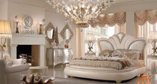 صوره غرف نوم كلاسيك , اجمل الغرف النوع المتنوعة