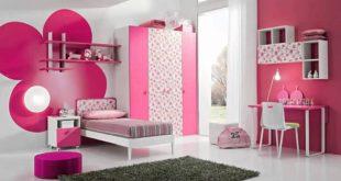 صوره غرف نوم بنات اطفال , اجمل ديكورات غرف نوم البنات