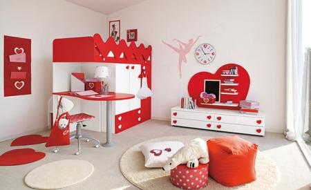 بالصور غرف نوم بنات اطفال , اجمل ديكورات غرف نوم البنات 1680 6