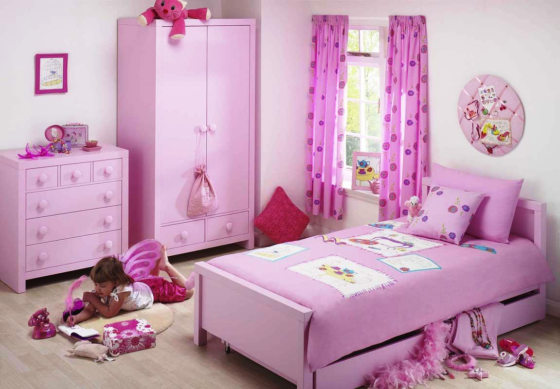 بالصور غرف نوم بنات اطفال , اجمل ديكورات غرف نوم البنات 1680 8