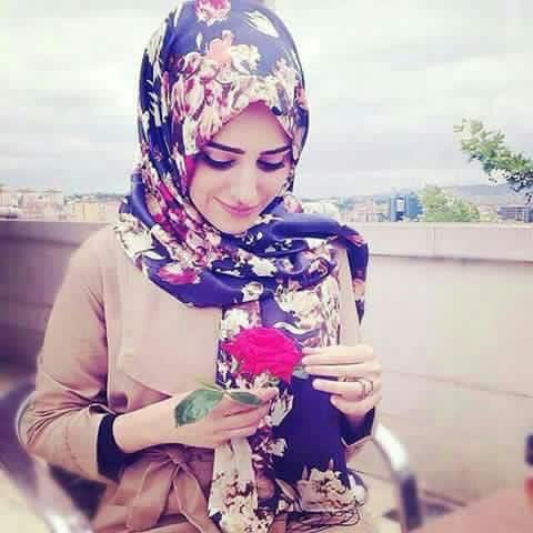 صورة رمزيات بنات محجبات , اشيك صور بنات محجبات