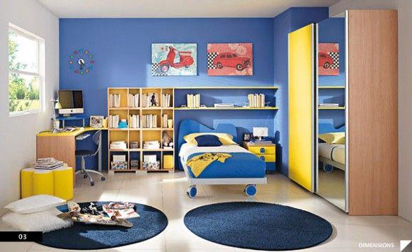 بالصور غرف نوم للاطفال , اجمل تصميمات لغرف نوم الاطفال 1763 8