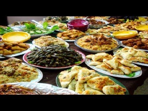صورة وجبات رمضان , احلى الوجبات الخفيفة الجميلة فى رمضان