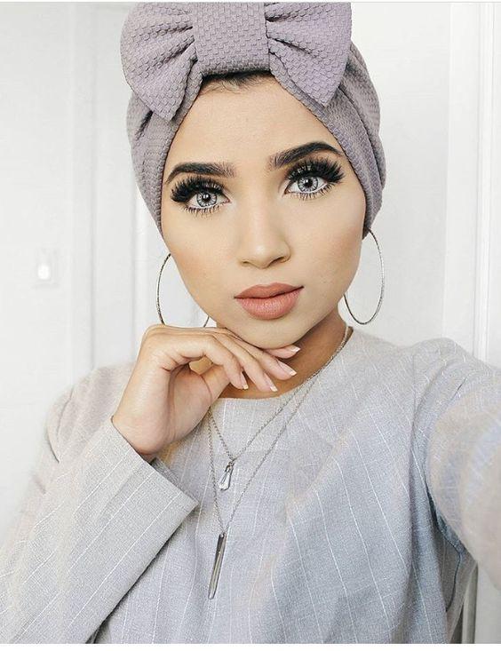 صور فتيات محجبات , احلي صيحات الموضة في الحجاب