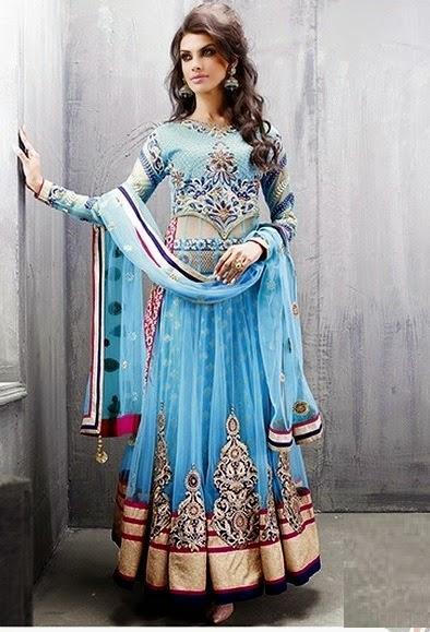 بالصور ازياء هندية , اجمل الصور للسارى الهندى 2012 10