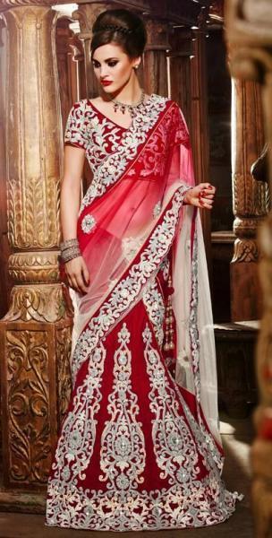 بالصور ازياء هندية , اجمل الصور للسارى الهندى 2012 9