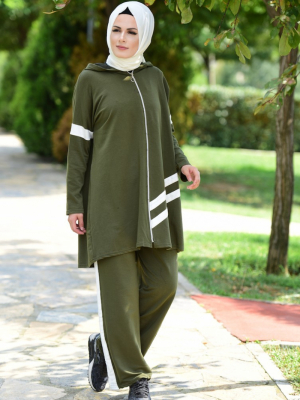 بالصور ملابس رياضية للمحجبات , اشيك لبس رياضى للمحجبات 2024 1