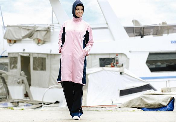 بالصور ملابس رياضية للمحجبات , اشيك لبس رياضى للمحجبات 2024 10