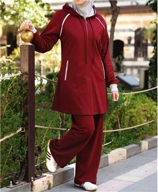 بالصور ملابس رياضية للمحجبات , اشيك لبس رياضى للمحجبات 2024 4