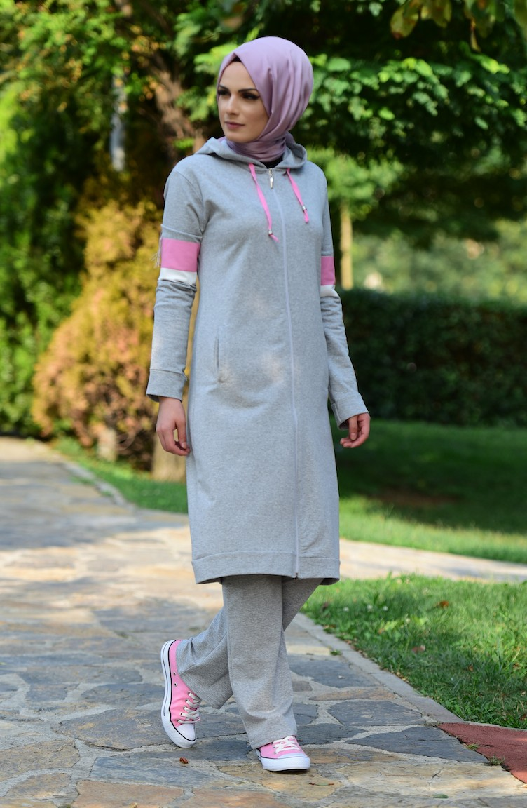 بالصور ملابس رياضية للمحجبات , اشيك لبس رياضى للمحجبات 2024