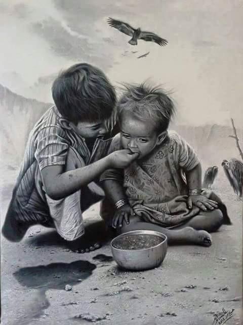 صور الفرق بين الفقير والمسكين , تعرف على الفرق بين الفقير والمسكين