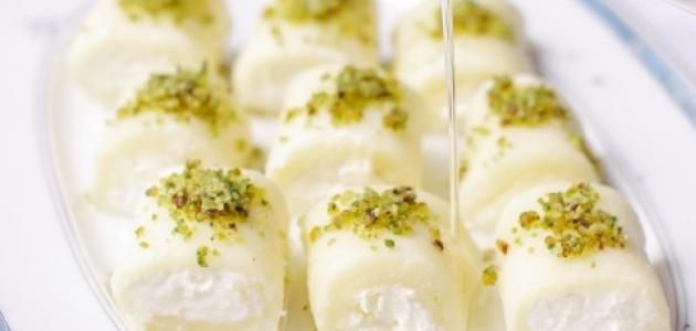 صورة طريقة عمل حلاوة الجبن , اشهى حلاوة بالجبن