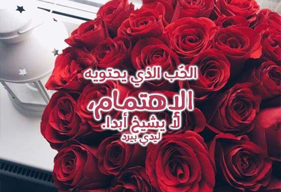 صور كلمات عن الورد , اجمل عبارات عن الورد