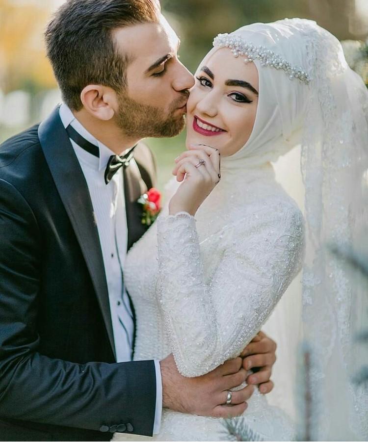 صورة صور عريس وعروسة , اجمل صور عريس وعروسة فى ليلة العمر 2194 3
