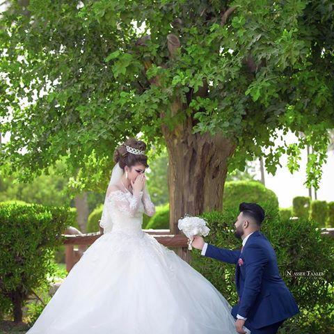 صورة صور عريس وعروسة , اجمل صور عريس وعروسة فى ليلة العمر 2194 9