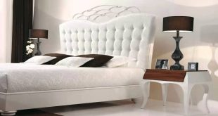 صور غرف نوم بيضاء , ارق غرف نوم بيضاء لاجمل عروس