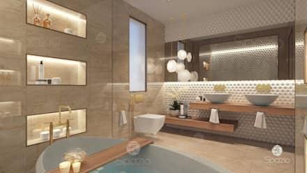بالصور حمامات مودرن , اجدد موديلات حمامات بتصاميم مميزة 2737 8