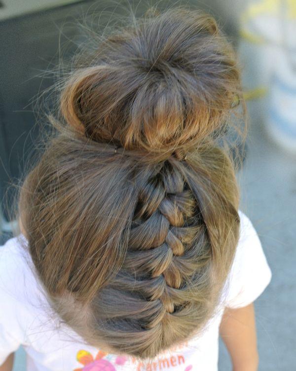 بالصور تساريح اطفال , احدث قصات الشعر تحفة للبنات 2758 5