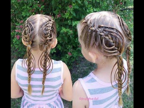 بالصور تساريح اطفال , احدث قصات الشعر تحفة للبنات 2758 8