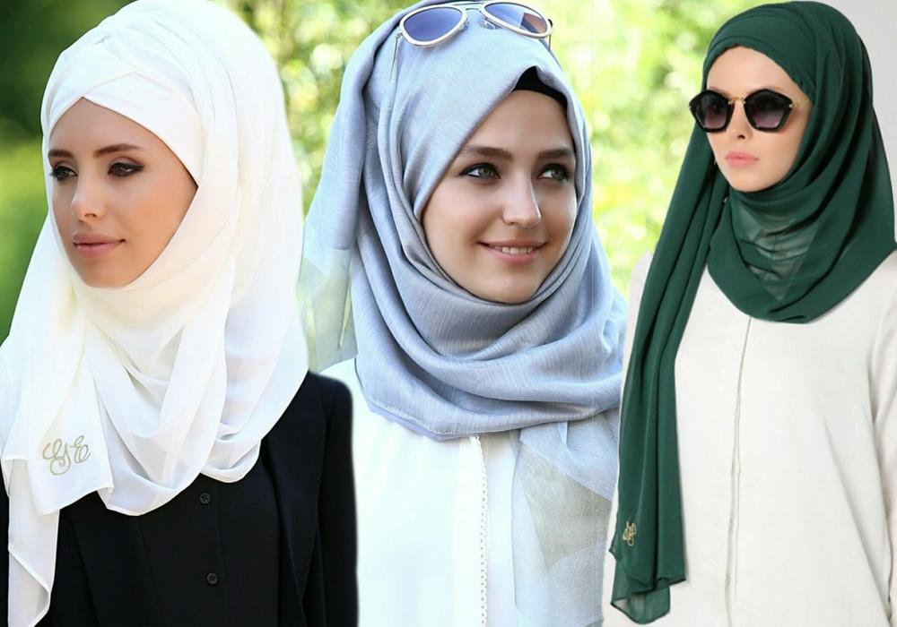 صورة صور لفات حجاب , اجمل لفات حجاب للبنوتات 2019