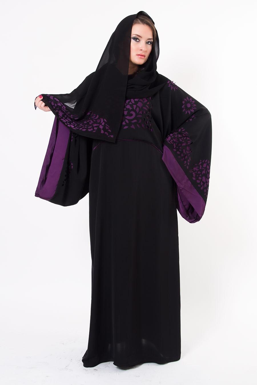 بالصور عباية اماراتية , اشيك صور عبايات اماراتية 2795 1