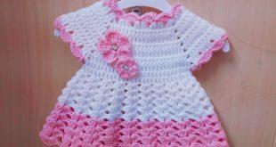 بالصور فساتين كروشيه , اختارى اجمل فستان كروشية لبنوتك 2814 15 310x165