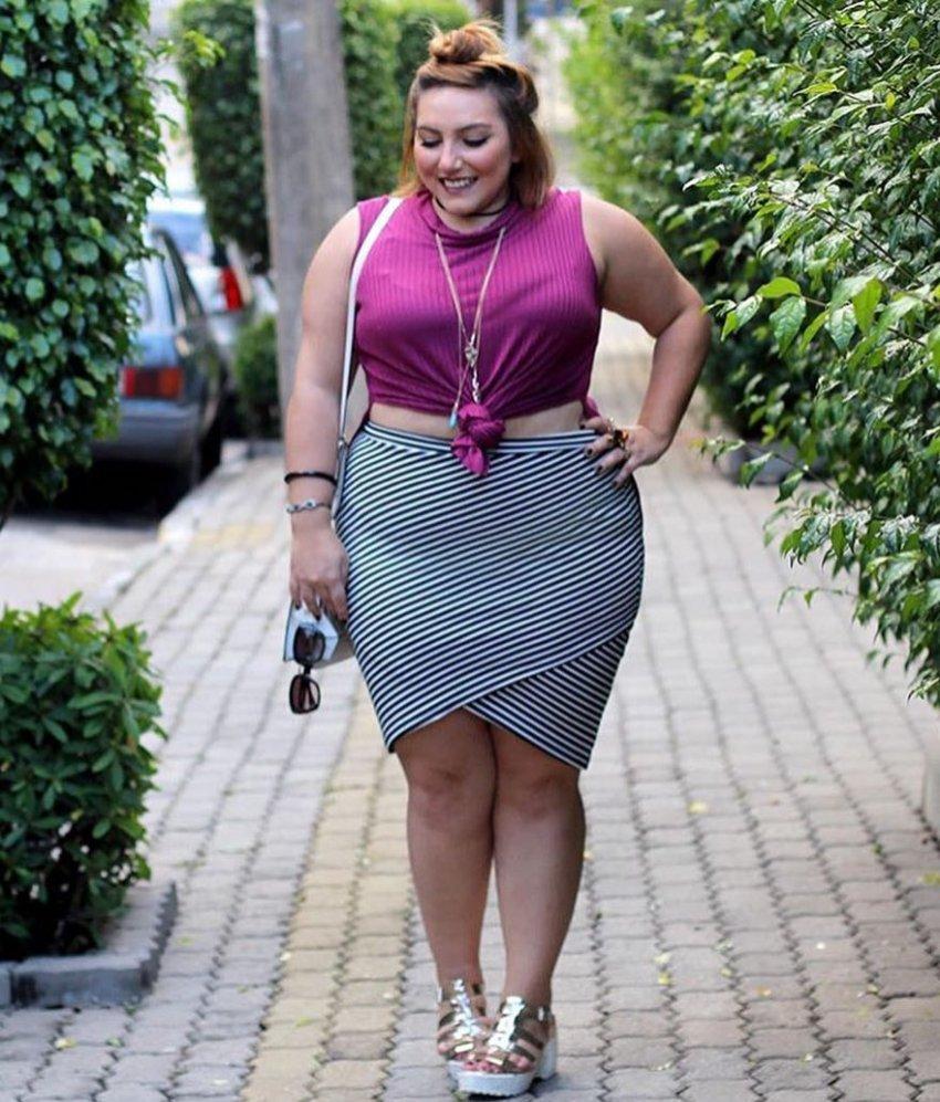 بالصور صور بنات سمينات , اشكال مختلفه لصور لبنات سمينات 3247 5