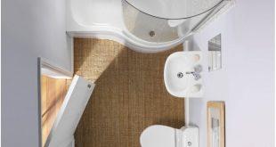 صور ديكورات حمامات صغيرة جدا وبسيطة , افكار جديده لديكورات حمامات صغيره جدا وبسيطه