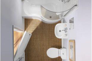 صورة ديكورات حمامات صغيرة جدا وبسيطة , افكار جديده لديكورات حمامات صغيره جدا وبسيطه