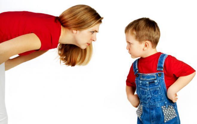 صور التعامل مع الطفل العنيد , اساليب التربيه و التعامل مع الاطفال العندين