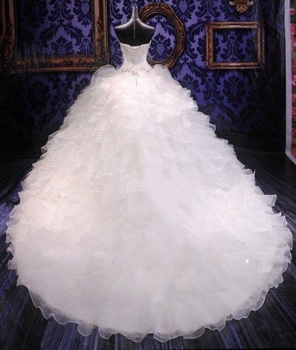 بالصور صور فساتين عرس , احدث الفساتين للعرايس 4300 11