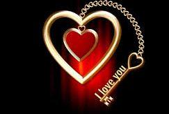 صوره احبك حبيبي , اشيك صور كلمة احبك