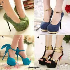 بالصور احذية بنات , احذية مختلفة شيك 4696 7