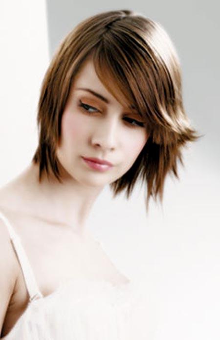 بالصور قصات شعر قصير , صور قصات شعر جميلة2019 4727 26