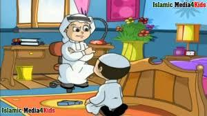 صوره كرتون اسلامي , كرتون اطفال جميل
