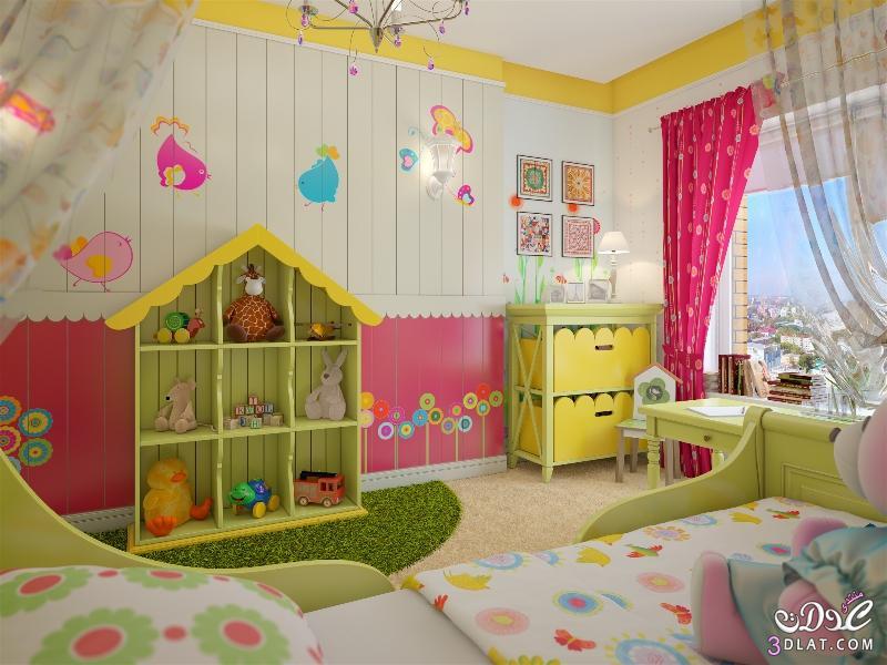 بالصور احدث غرف نوم اطفال , غرف نوم اطفال 2019 4741 12