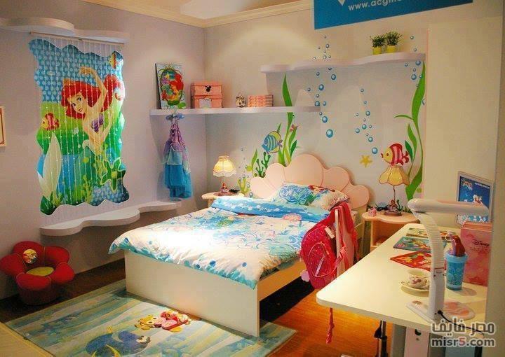 بالصور احدث غرف نوم اطفال , غرف نوم اطفال 2019 4741 5