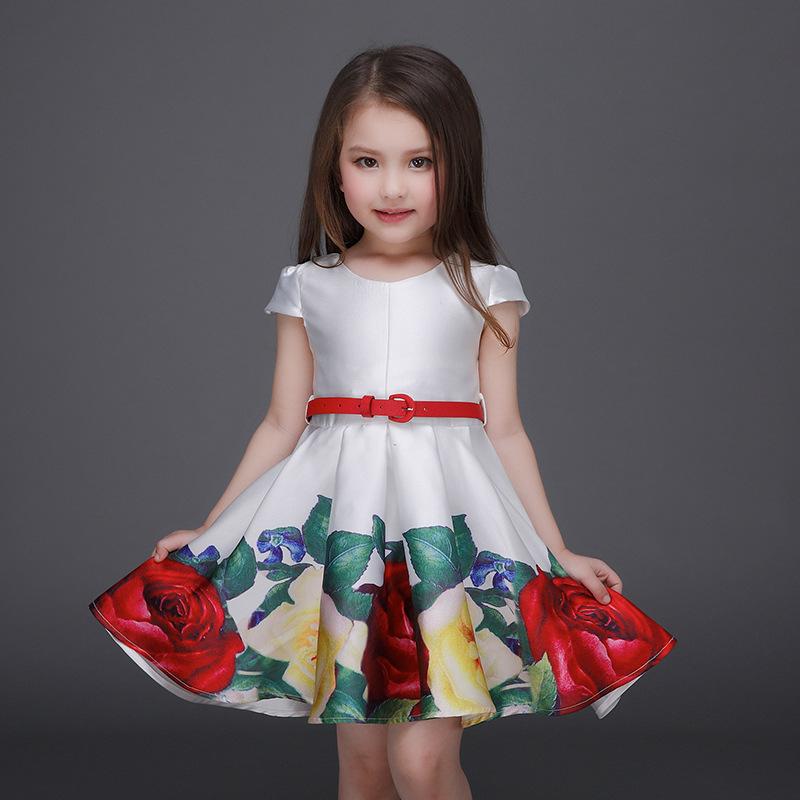 صورة فساتين سهرة للاطفال , اجمل ملابس الاطفال
