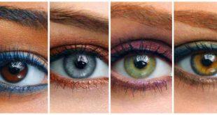 صوره انواع العيون , اجمل وصف للعيون والوانها