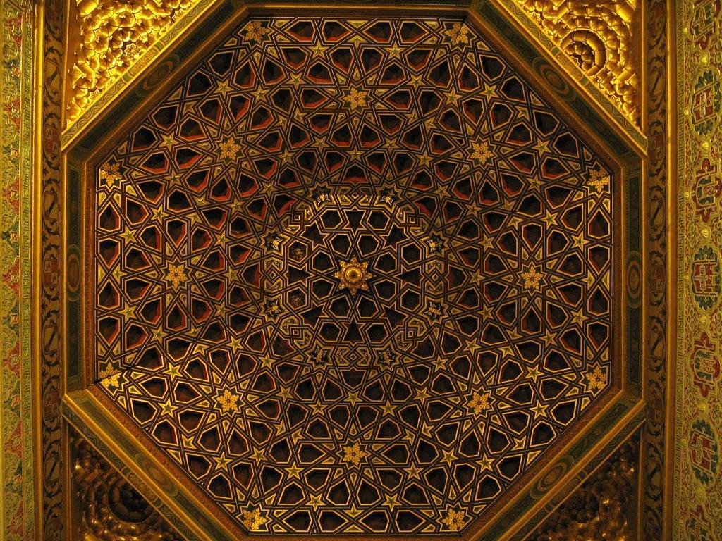 بالصور زخارف اسلامية , افضل انواع الزخارف الاسلامية 5382 5