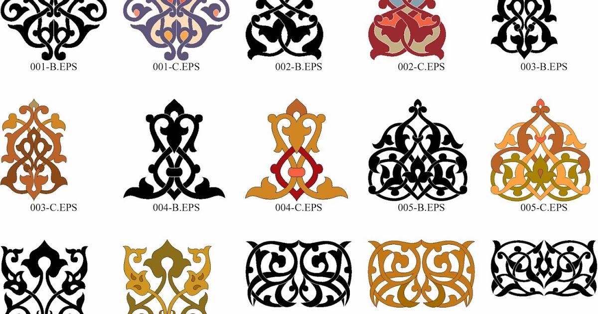 بالصور زخارف اسلامية , افضل انواع الزخارف الاسلامية 5382 8