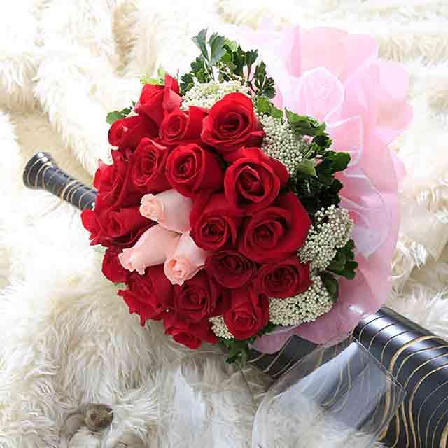 بالصور ورود رومانسية , اجمل باقة ورد رومانسية 5468 9