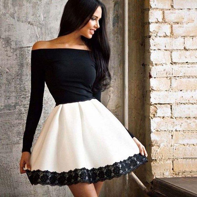 صور فساتين قصيرة فخمة , احدث الفساتين القصيرة