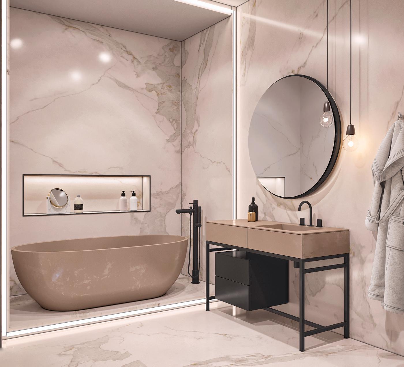 بالصور حمامات 2019 , موديلات جديدة للحمامات 5707 6