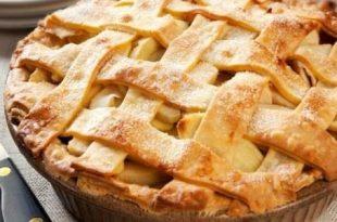 صوره طريقة عمل فطيرة التفاح , وصفات لعمل فطيره التفاح