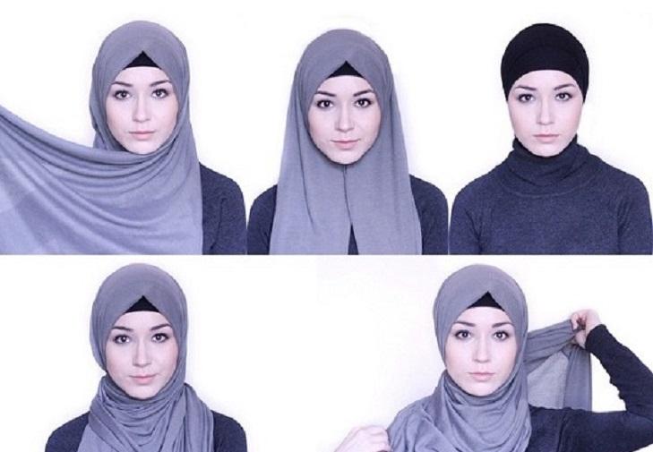 صورة حجابات بنات , لفات حجاب للبنات