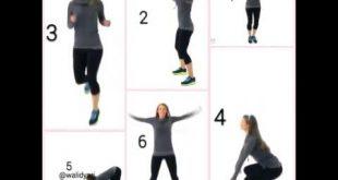 صور تمارين حرق الدهون , احلى التمارين للتخسيس وخسارة الوزن